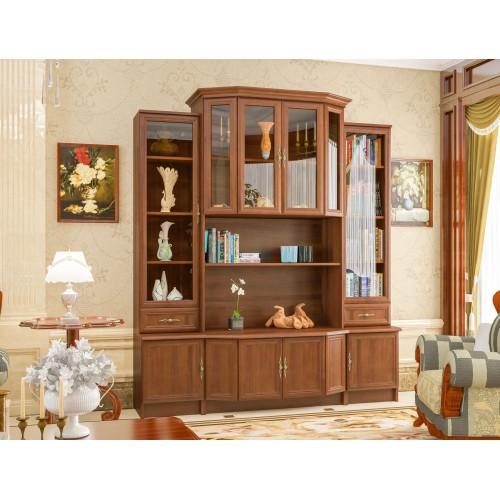 Мебельная стенка Эко-1 Мебель-Сервис