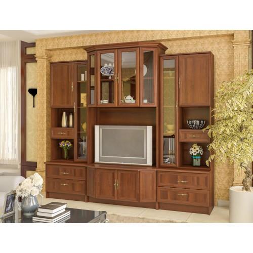 Мебельная стенка Эко-2 Мебель-Сервис