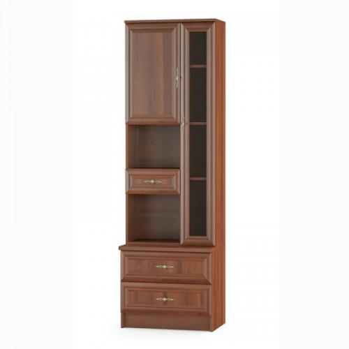 Витрина + тумба Эко 650 Мебель-Сервис
