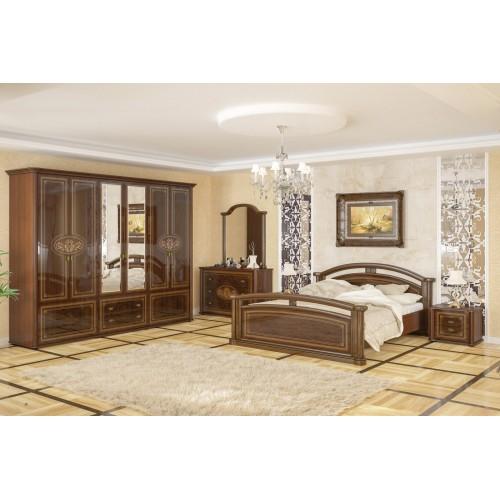 Спальня Алабама 6Д Мебель-Сервис
