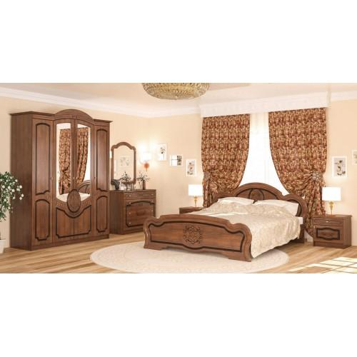 Спальня Бароко 4Д Мебель-Сервис