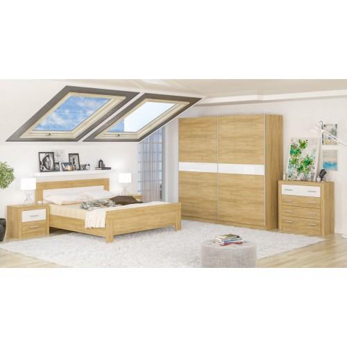 Спальня Квадро Мебель-Сервис