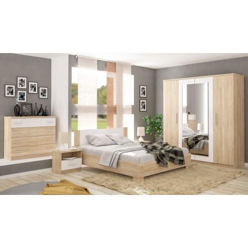 Спальня Маркос 4Д Мебель-Сервис