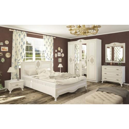 Спальня Милан 4Д Мебель-Сервис