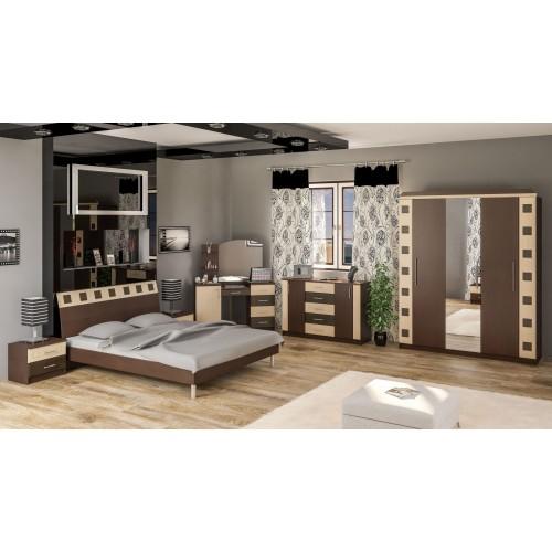 Спальня София 3Д Мебель-Сервис