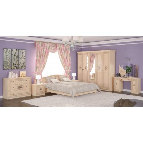 Спальня Флорис 5Д Мебель-Сервис