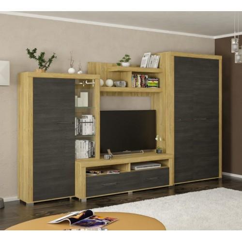 Стенка Неон-2 Мебель-Сервис