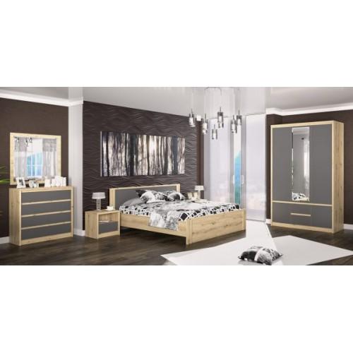 Спальня Доминика 3Д Мебель-Сервис