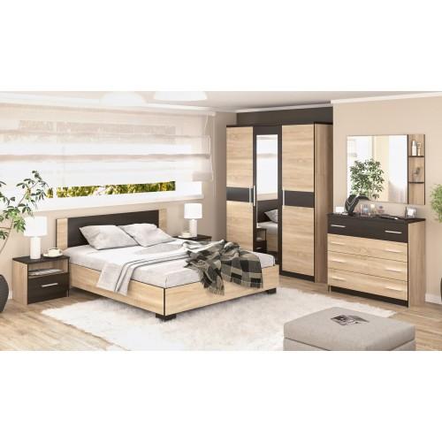 Спальня Вероника 3Д Мебель-Сервис