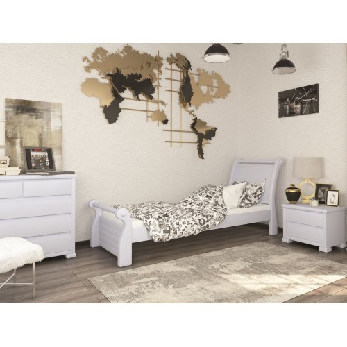 Кровать Сицилия мини MebiGrand