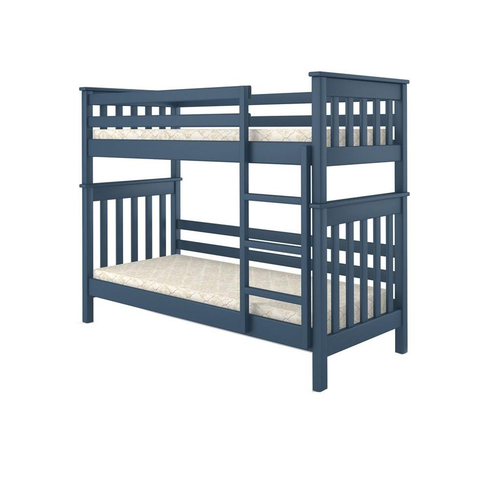 Двухъярусная кровать Скандинавия мини MebiGrand