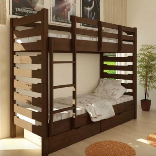 Двухъярусная кровать Троя MebiGrand