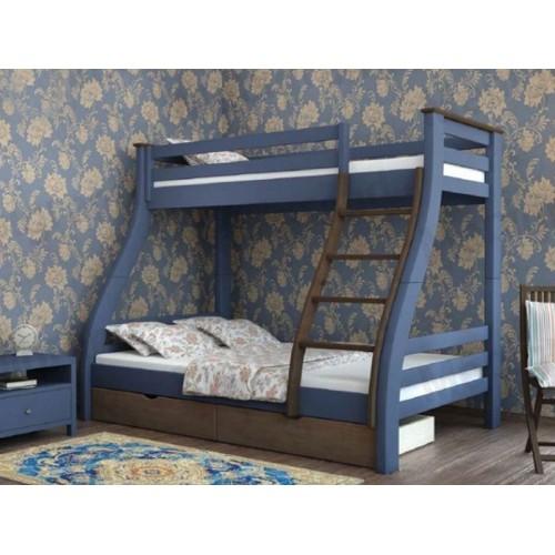 Семейная кровать Аляска MebiGrand