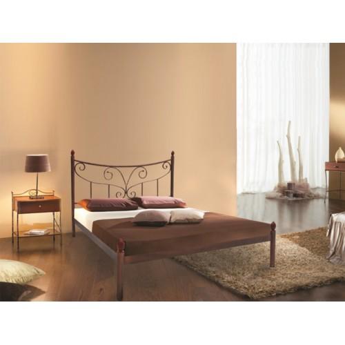 Кровать Луиза Металл-дизайн