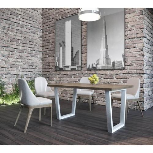 Стол обеденный Бинго 160 Металл-дизайн