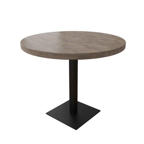 Стол Тренд-1 D80 Металл-дизайн