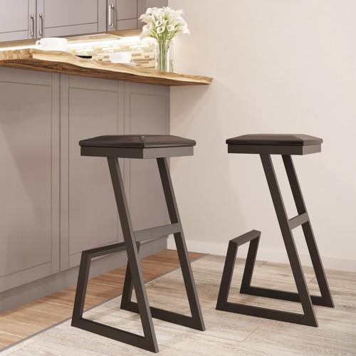 Барный стул Сет Металл-дизайн