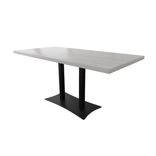 Стол двойной Тренд-3 160х80 Металл-дизайн