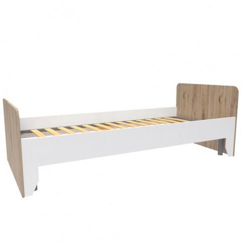 Кровать с ламелями Нордик Неман