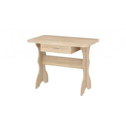 Кухонный стол Пехотин простой с ящиком